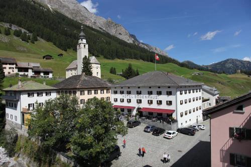 Hotel Bodenhaus - Splügen