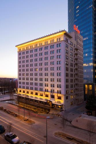 Colcord Hotel - Oklahoma City, OK 73102