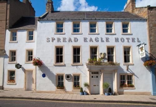 . The Spread Eagle Hotel