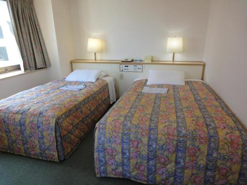 Hiroshima Rich Hotel room photos