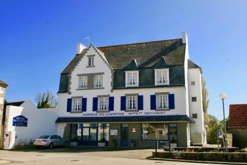 . Auberge du Cabestan Hotel Restaurant Audierne