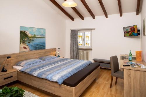 Hotel-overnachting met je hond in Ristorante Stella con camere - Locarno