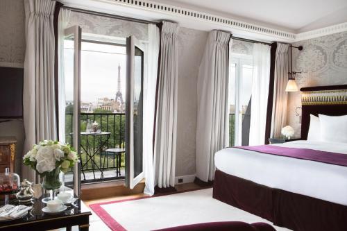 La Réserve Paris Hotel & Spa - Hôtel - Paris