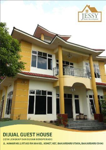 Guest House Jessy Syariah, Banjarbaru