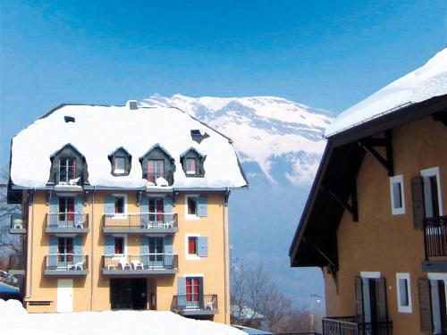 Lagrange Vacances Les Arolles Saint Gervais Les Bains