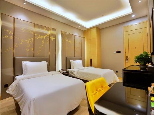 Metropolo Jinjiang Hotels (Shanghai Lujiazui Jinqiao Garden)