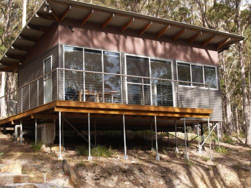 Craggy Peaks - Accommodation - Rossarden