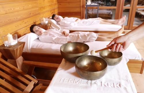 Special Offer - Double Room with Anti-stress Energy Wellness Programme