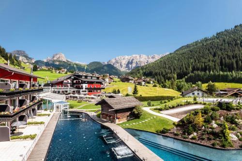 Alpenroyal Grand Hotel Gourmet & Spa Wolkenstein-Selva Gardena