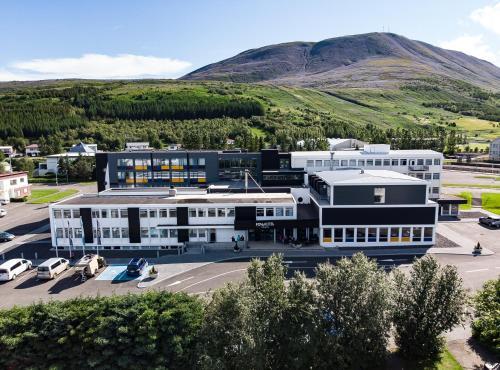 Accommodation in Húsavík
