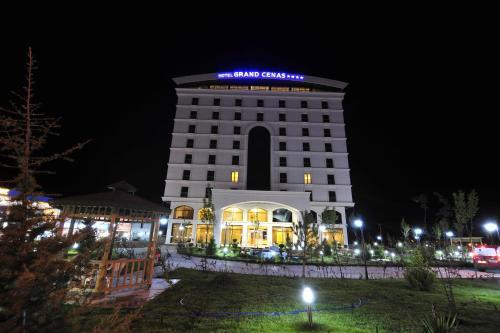 Agrı Grand Cenas Hotel yol tarifi