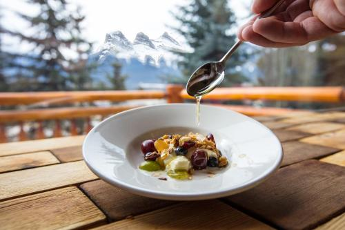 A Bear and Bison Country Inn - Canmore, AB T1W 3G9