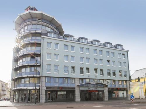 Hotel-overnachting met je hond in City Hotel Dessau - Dessau