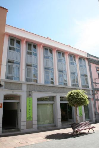 . Apartamentos San Sebastián