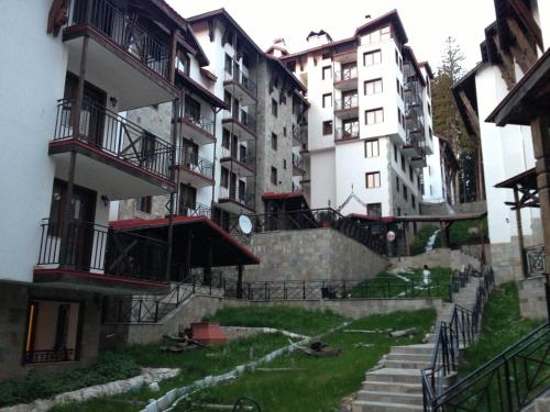 Ski Apartment in Castle Complex - Pamporovo