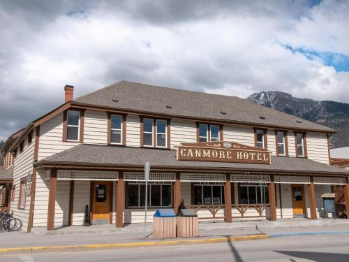 Canmore Hotel Hostel - Canmore, AB T1W 2B6