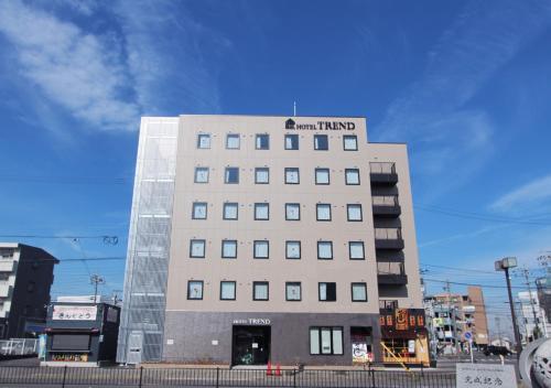 . Hotel Trend Okazaki Ekimae