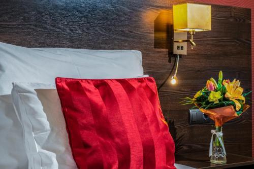 Budapest Airport Hotel Stáció Superior Wellness & Konferencia camera foto