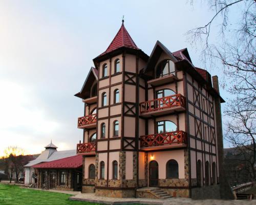 Oksamit Resort - Hotel - Vorokhta