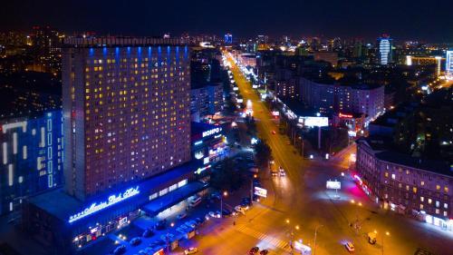Фото отеля Marins Park Hotel Novosibirsk