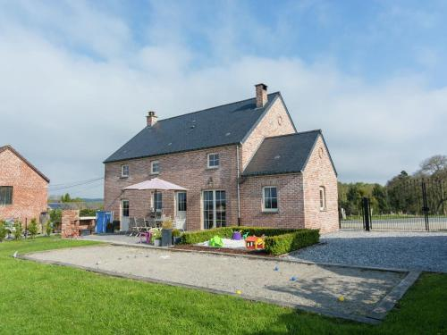. Gorgeous holiday home in Vodelee with private garden
