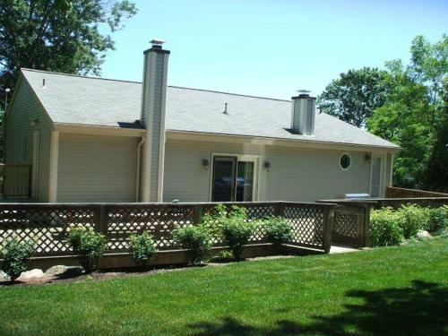 SO 58 Blue Home, Washington