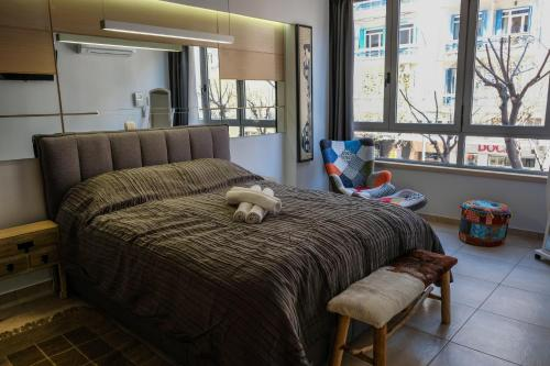 Luxury Cozy Large Apartment in the City Center in Thessaloniki