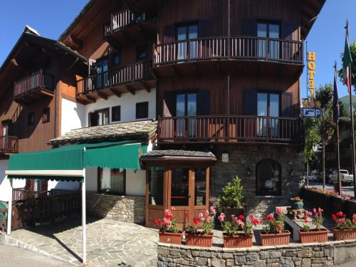 Hotel Triolet Courmayeur