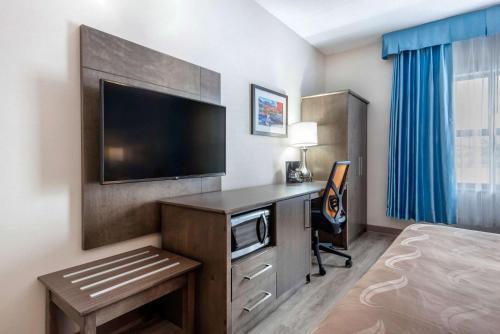 Quality Suites Quebec City - Photo 5 of 33
