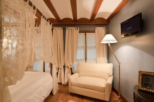 Standard Doppelzimmer Hospederia de los Parajes 26