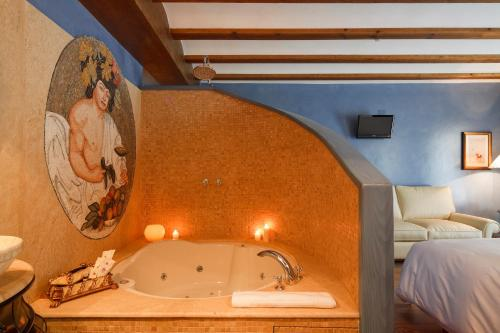 Double Room with Spa Bath Hospederia de los Parajes 39