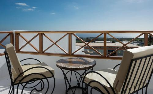 Junior Suite with Terrace - single occupancy Finca Isolina Hotel Boutique 19