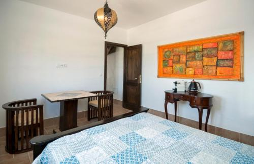 Junior Suite with Terrace - single occupancy Finca Isolina Hotel Boutique 14