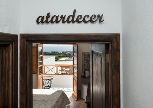 Junior Suite with Terrace - single occupancy Finca Isolina Hotel Boutique 21
