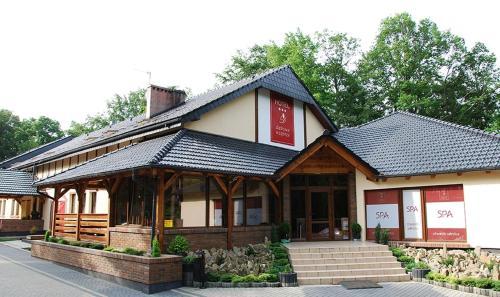. Hotel Dębowe Wzgórze Wellness & Spa