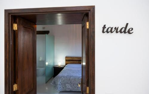 Deluxe Double Room with Side Sea View Finca Isolina Hotel Boutique 20