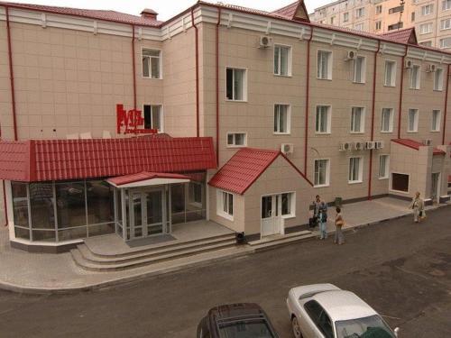 . Гостиница Русь