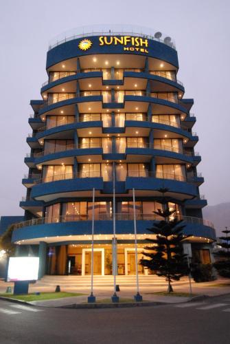 . Hotel Sunfish