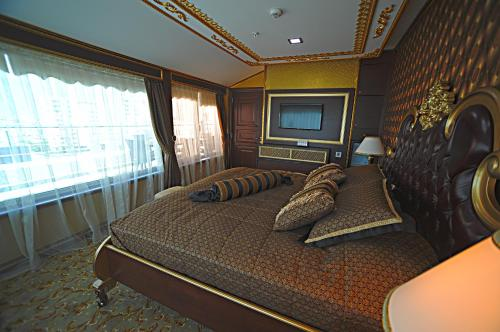 Ankara Vivaldi ce Gold Hotel adres