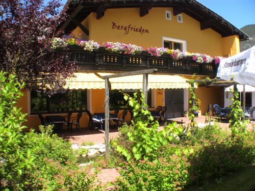 Bergfrieden Leutasch/Seefeld - Hotel - Leutasch