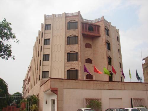 HotelMansingh Palace, Agra