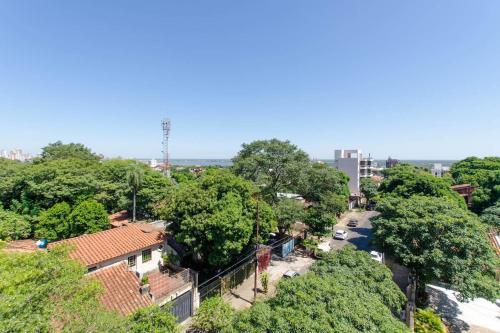 A Hotel Com Edificio Terrazas Apartment Asuncion