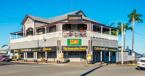 . Australian Hotel - Gympie