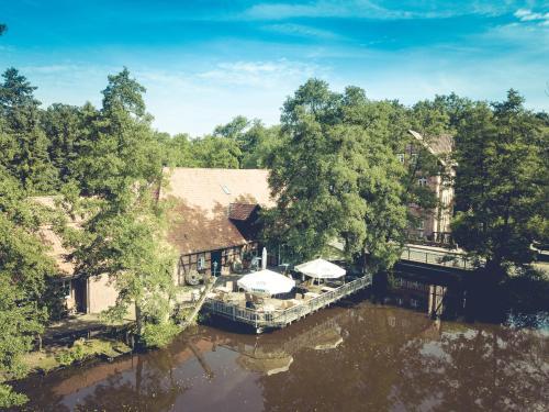 . Wassermühle Heiligenthal