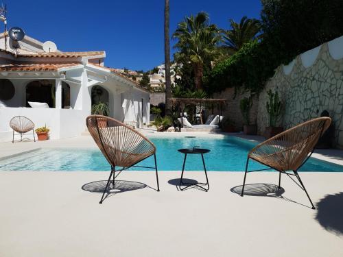 Habitación Doble con vistas a la piscina Caballito de Mar 3