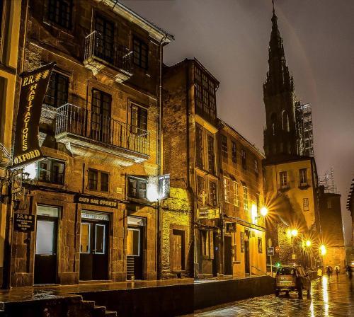 HotelOxford Suites Santiago de Compostela