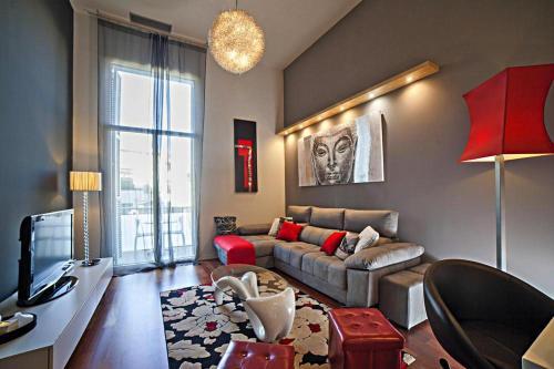 Holiday flat Barcelona - CON021018-RYA