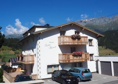 Haus Tiroler Heimat Nauders