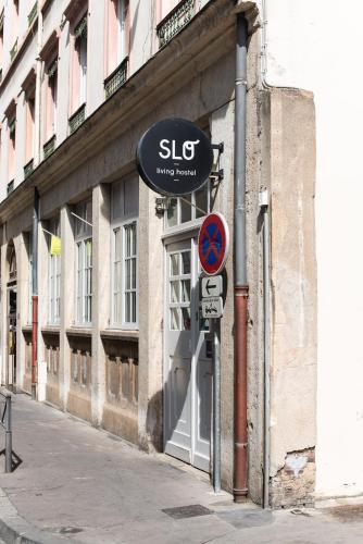 slo living hostel hotel review lyon france telegraph. Black Bedroom Furniture Sets. Home Design Ideas