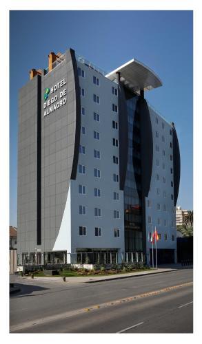 . Hotel Diego de Almagro Viña del Mar